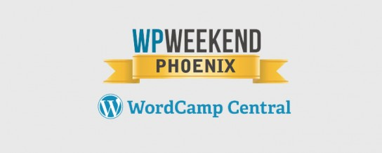 WP Weekend Phoenix to merge back into WordCamp Phoenix