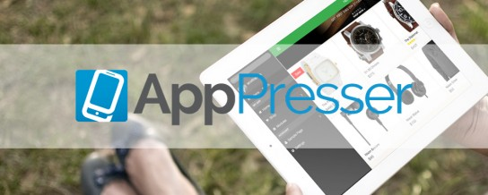AppPresser: A foundation for using WordPress to make mobile apps