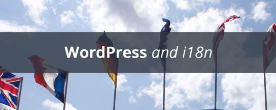 Understand WordPress internationalization and translation