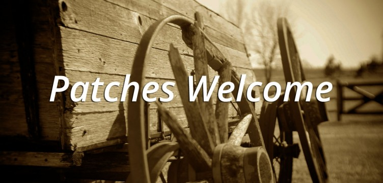 patches-welcome