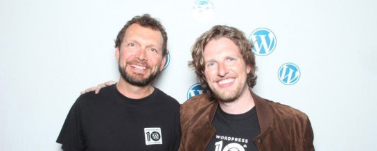 Matt Mullenweg is now Automattic's CEO