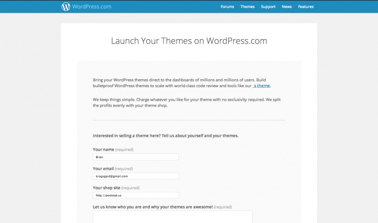 wp-com-theme-applications