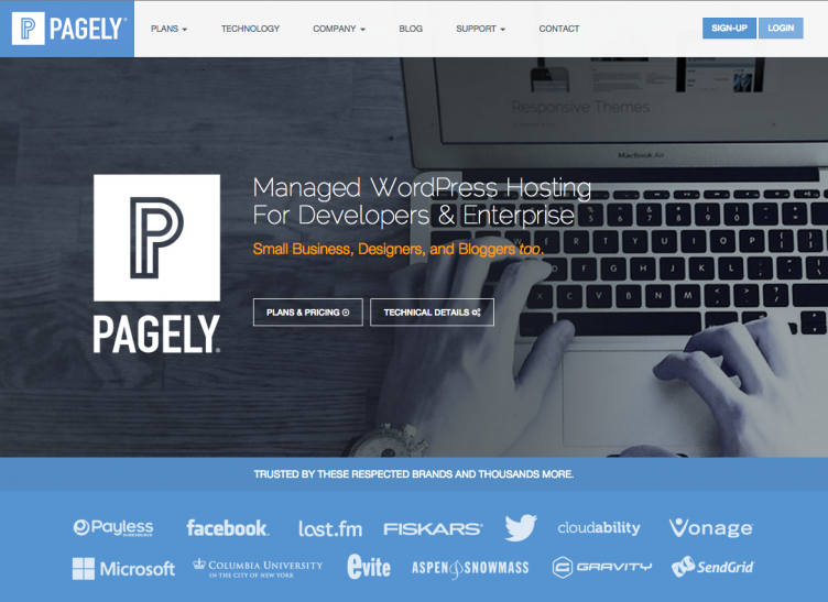 pagely-new-homepage