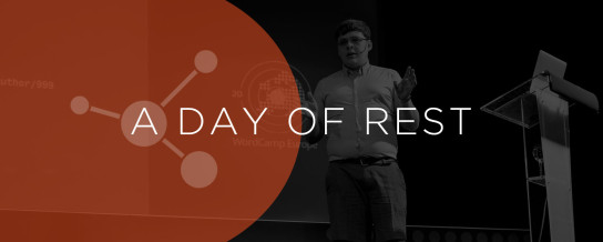 A Day of REST -- a conference devoted to the WordPress REST API