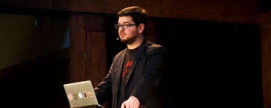 WordPress as an external component in a Node.js application