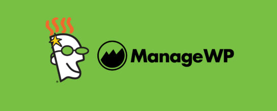 GoDaddy has acquired ManageWP
