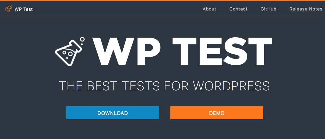 A new life for WP Test • Post ...