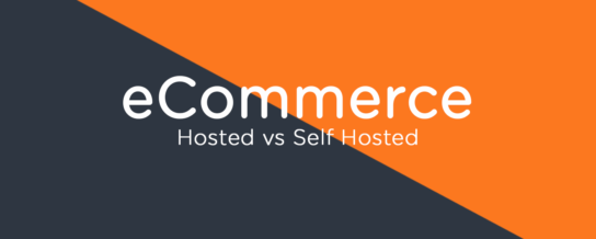 Hosted versus self-hosted eCommerce -- Draft podcast