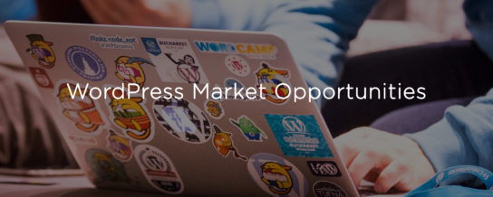 WordPress market opportunities: Upmarket edition -- Draft podcast