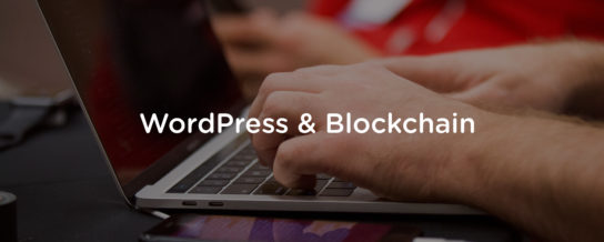 WordPress and Blockchain