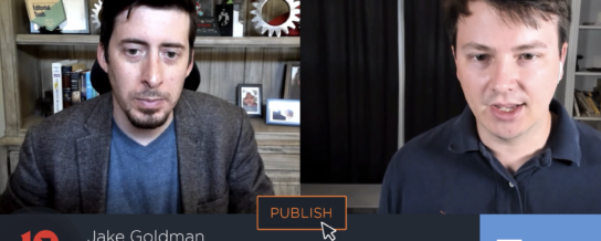 Web experience consulting in 2019, with 10up Founder Jake Goldman