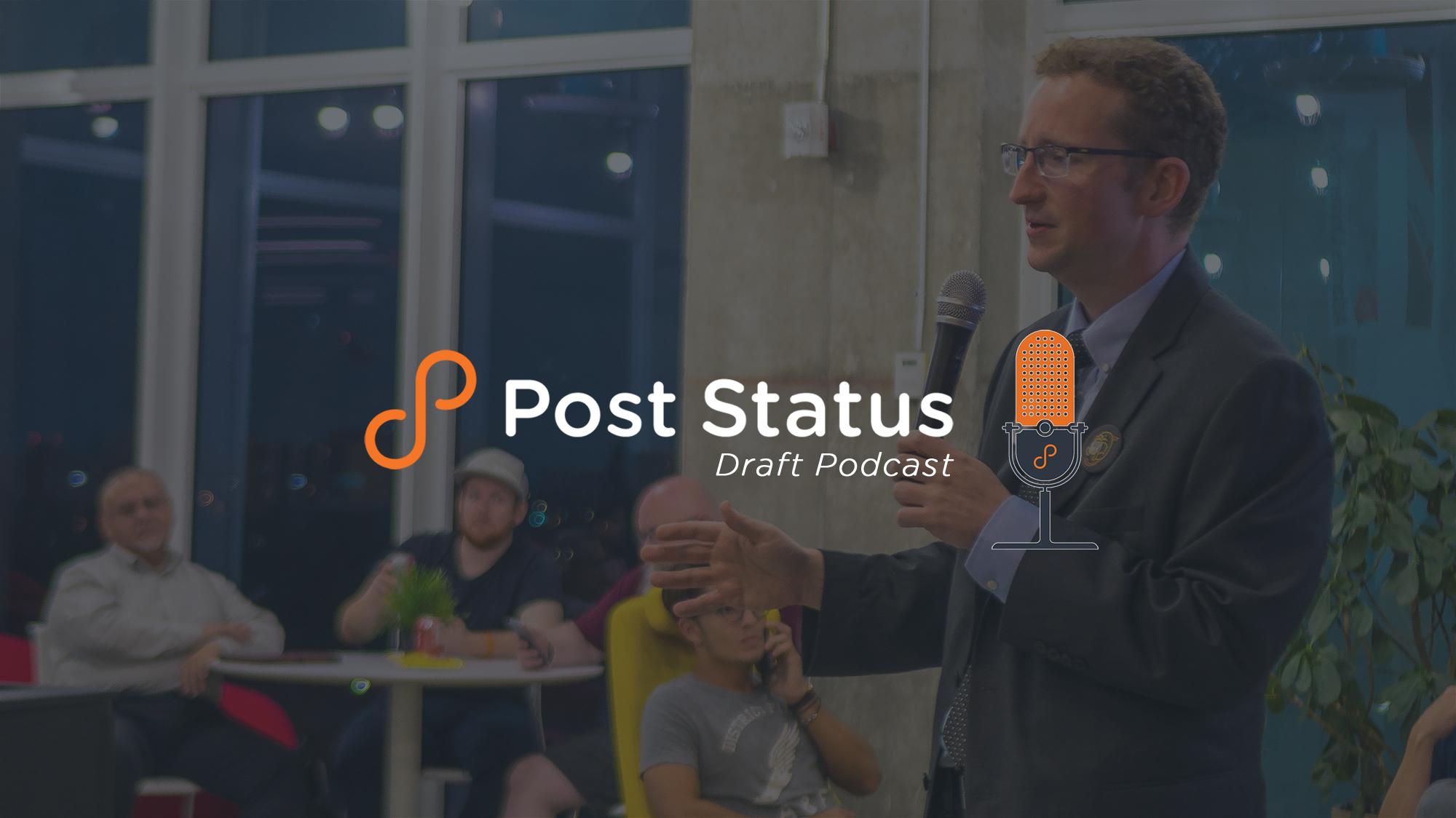 Post Status Draft Podcast
