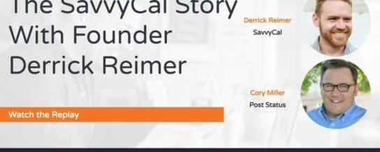 Derrick Reimer Webinar Replay