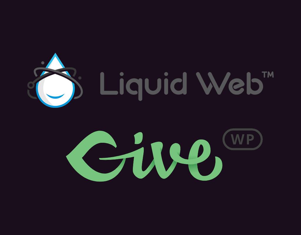 Liquid Web + GiveWP