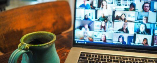 membership zoom meeting on screen